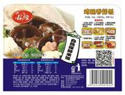 春缘新自热米饭鸡腿香菇