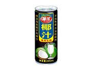 椰孩果肉生榨椰汁245ml
