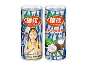 椰孩100%生榨椰子汁245ml