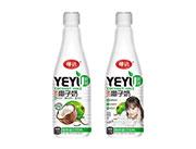 椰语鲜榨果肉椰子奶1.25L
