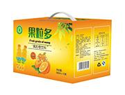钰之崧果粒多果粒橙饮料500mlx15瓶