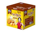 盖能每日餐食猴菇饼干1.08kg(正方盒)