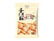 万蓉蛋黄酥蛋圆饼干125g(黄)