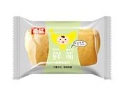 福建龙海香德利禧味鲜萌香蕉味面包