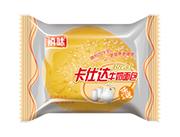 福建龙海香德利禧味卡仕达牛奶面包袋装