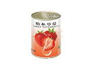 木桃草莓罐头