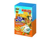 乐比卡通美食大冒险三文口口脆膨化食品30克