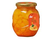 头牌糖水橘子罐头390g