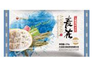 麦花白菜虾仁水饺270g