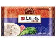 麦花芹菜猪肉水饺450g