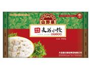 麦花山野菜水饺450g