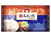 麦花素馅水饺450g