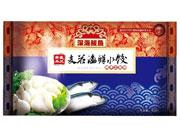 麦花深海鲅鱼水饺450g