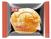 福建龙海禧味圆形蛋糕果仁味