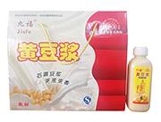 九福黄豆浆箱装