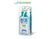 缘天然醇菁有机纯牛奶