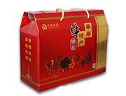 中敖牛肉干精美礼盒礼包
