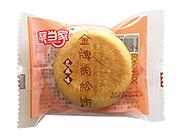 蔡当家芝麻味金牌肉松饼