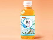 果香茶π蜜桃乌龙茶500ml