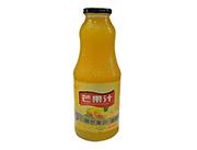 首一芒果汁玻璃瓶