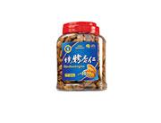 百味林烧烤杏仁(罐)350g