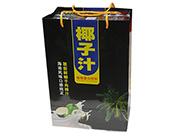 首一椰子汁植物蛋白饮料礼盒