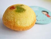 柯禹蒸果粒蛋糕展示