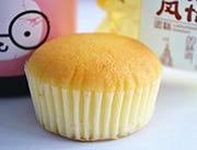 柯禹海派风情香蕉味蛋糕展示
