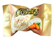 嘉士柏55G五谷�h香粟米杏仁巧克力