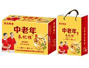 江中初元牧业中老年参杞猴养生粥