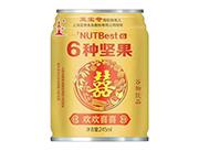 亚宝奇欢欢喜喜6种坚果谷物饮料245ml