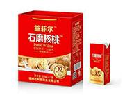 益菲尔石磨核桃果味饮品250ml×12盒
