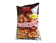 花仙子麻辣鱼味加蛋比萨卷238g