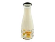乐益天芒果木瓜牛奶1L