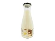 乐益天香蕉牛奶1L