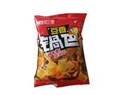 鑫知源豆香锅巴(红)