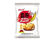鑫知源豆香锅巴麻辣味102g
