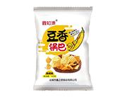 鑫知源豆香锅巴烧烤味102g