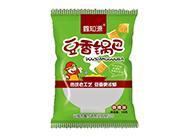 鑫知源豆香锅巴烧烤味110g