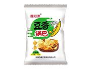 鑫知源豆香锅巴五香味102g