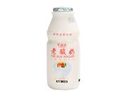 乐益天老酸奶混合味发酵饮品220g