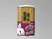 欣客紫薯黑米营养粥320克