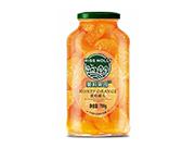 莫莉果园蜜桔罐头700g