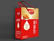 蜀中花原味核桃奶(磷脂型)250mlx16盒手提袋