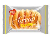 客得利香橙味撕趣面包称重