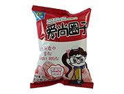 谷部一族爱上圈子草莓味甜甜圈46g