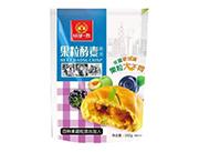 谷部一族果粒酵素 (蓝莓+紫薯味)曲奇102g
