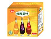 植雅果汁小口瓶箱1.5L×6瓶