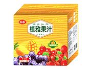 植雅果汁饮料口杯箱1.25L×6瓶