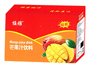 植雅鲜榨芒果汁饮料420ml礼盒